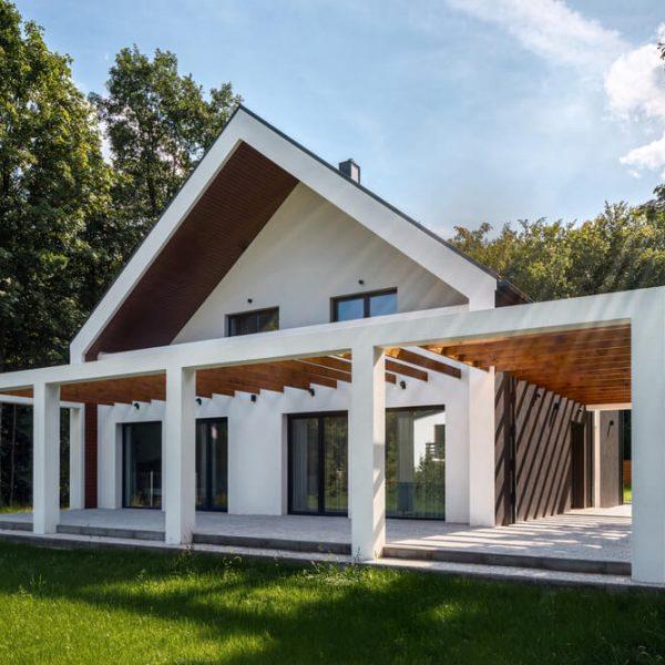 Terasa k domu Bratislava
