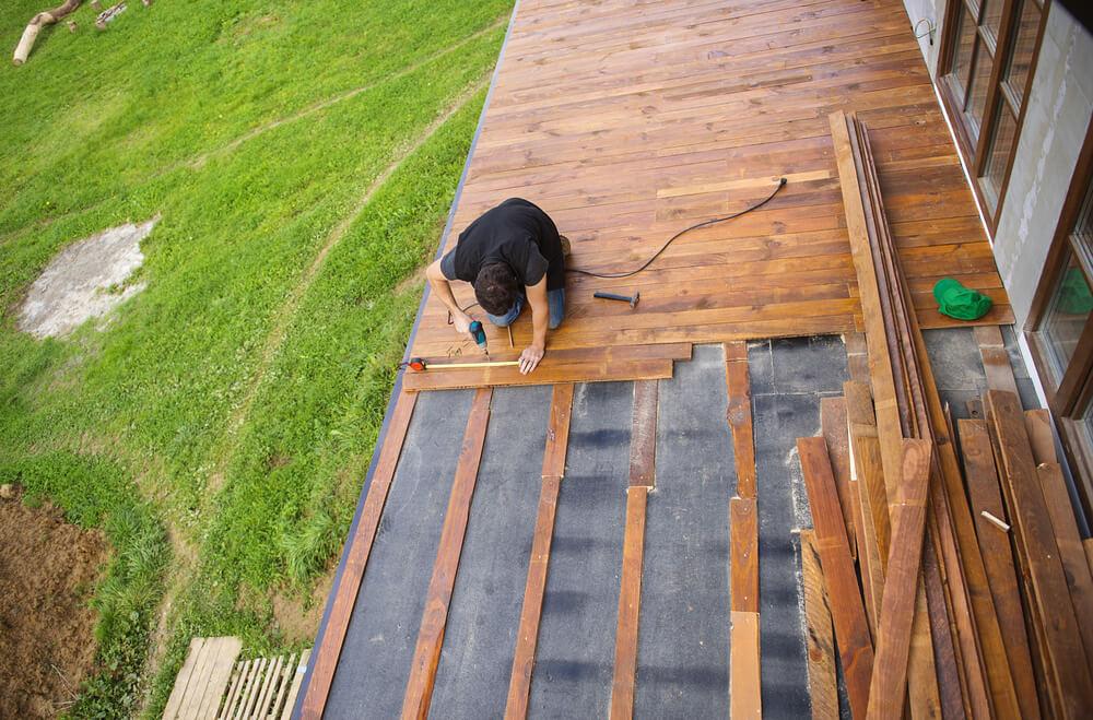 Montáž terasovej podlahy Bratislava Terasa Snov